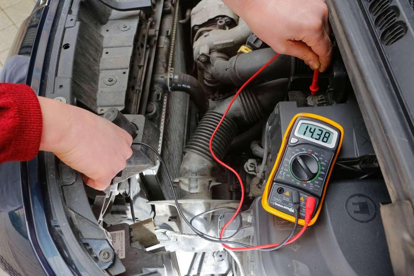 tester une batterie - Autoplus