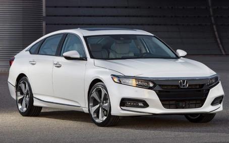 Honda Accord, 10 eme génération !