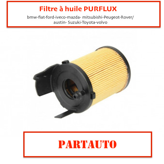 Selection du mois : Jeu de plaquettes de frein / filtre à huile