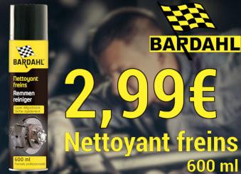 Nettoyant frein Bardahl